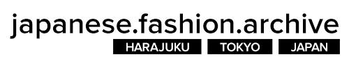 Japanese Fashion Archive