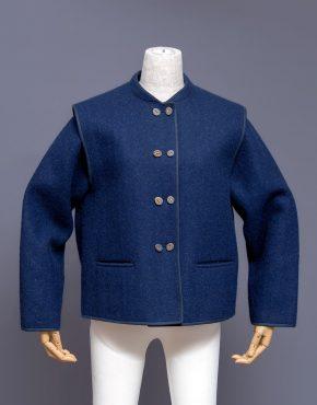 Comme-Des-Garcons-Blue-Wool-Jacket-001