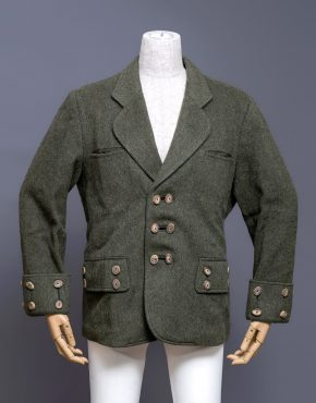 Comme-Des-Garcons-Greenish-Wool-Jacket-001