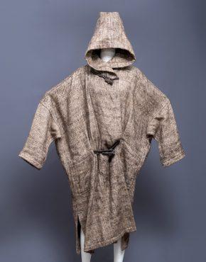 Issey-Miyake-Hooded-Knit-Coat-001