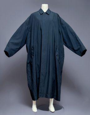 Issey-Miyake-Men-Polyester-Coat-001