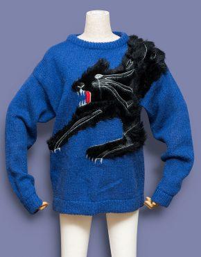 Kansai-Yamamoto-3D-Cat-Knit-Sweater-001
