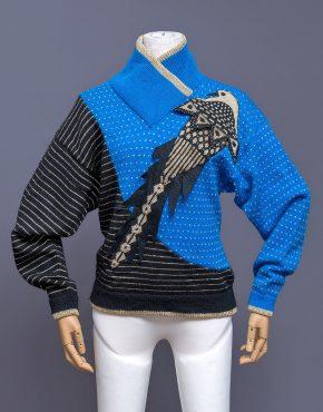 Kansai-Yamamoto-Knit-Bird-Sweater-001