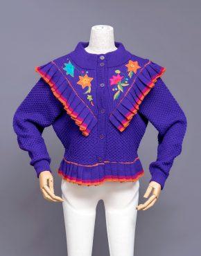 Kansai-Yamamoto-Knit-Cardigan-Sweater-001